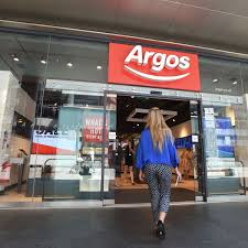 Argos retail logistics