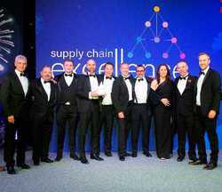 Kuehne+Nagel wins Supply Chain Innovation Award with its Leonardo Helicopters UK partnership